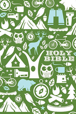 ICB, Nature Bible, Flexcover, Green