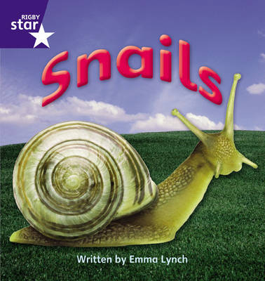 Star Phonics: Snails (Phase 4)