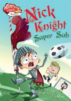 Race Ahead With Reading: Nick Knight Super Sub