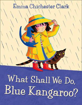 What Shall We Do, Blue Kangaroo