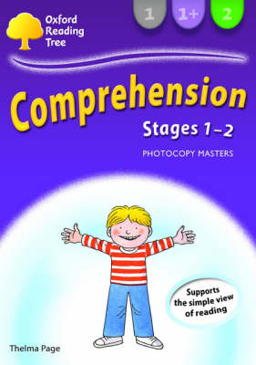 Oxford Reading Tree: Levels 1-2: Comprehension Photocopy Masters