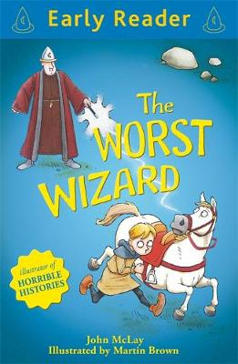 Early Reader: The Worst Wizard