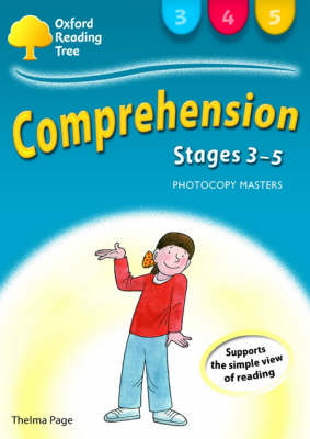 Oxford Reading Tree: Levels 3-5: Comprehension Photocopy Masters