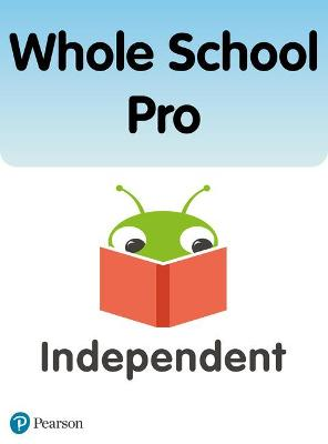 Bug Club Whole School Pro Independent Reading Pack (447 books)