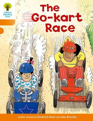 Oxford Reading Tree: Level 6: More Stories A: The Go-kart Race