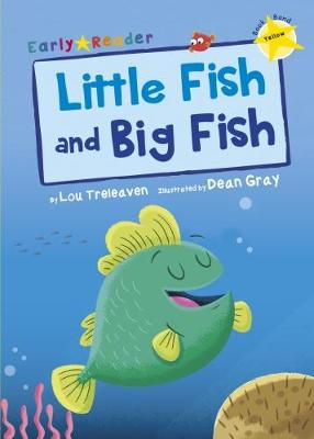 Little Fish and Big Fish (Early Reader)
