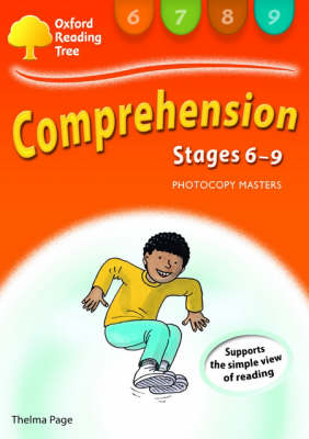 Oxford Reading Tree: Levels 6-9: Comprehension Photocopy Masters