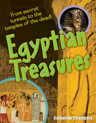 Egyptian Treasures: Age 8-9, Average Readers