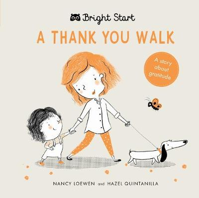 A Thank You Walk: A story about gratitude