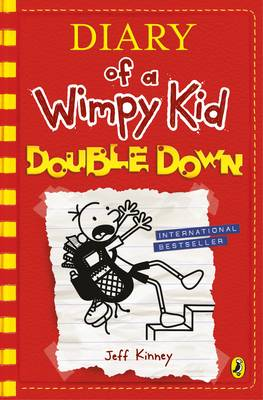 Book Reviews For Diary Of A Wimpy Kid Double Down Diary Of A Wimpy Kid Book 11 By Jeff Kinney And Jeff Kinney Toppsta