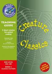 Navigator New Guided Reading Fiction Year 6, Creature Classics Teaching Guide