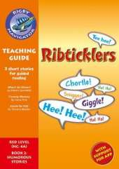 Navigator New Guided Reading Fiction Year 6, Ribticklers Teaching Guide