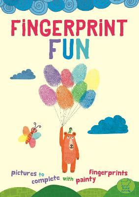 Fingerprint Fun: Add Painty Prints