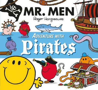 Mr. Men Adventure with Pirates