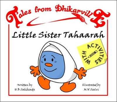 Little Sister Tahaarah: Too Much of a Good Thing