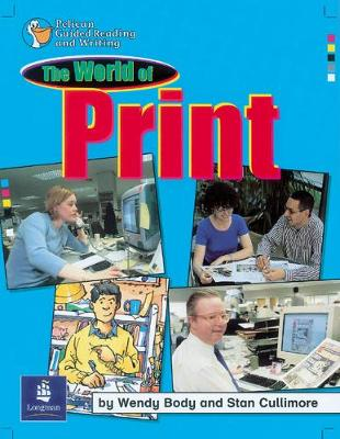 The World of Print Year 5 Reader 3