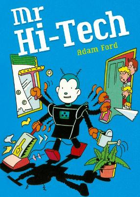 POCKET TALES YEAR 6 MR HI-TECH