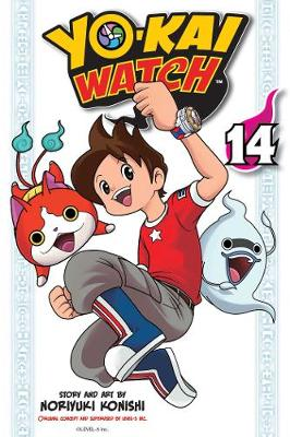 YO-KAI WATCH, Vol. 14
