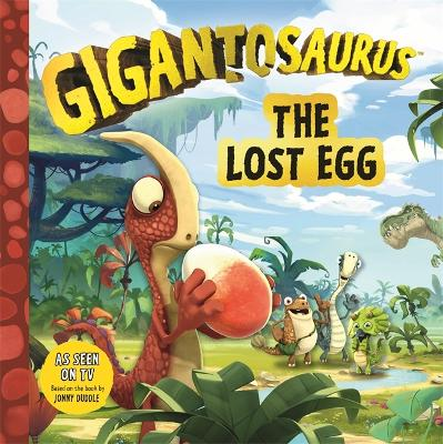 Gigantosaurus: The Lost Egg