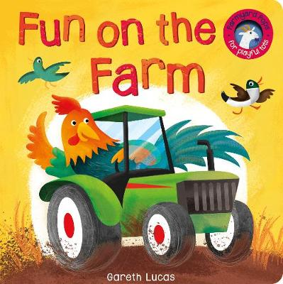 Pops for Tots: Fun on the Farm