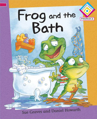 Frog and the Bath