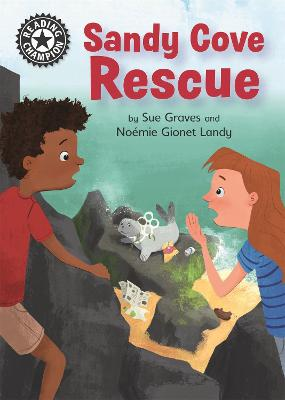 Reading Champion: Sandy Cove Rescue: Independent Reading 13