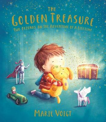 The Golden Treasure: Two friends on the adventure of a lifetime!