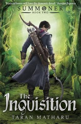 The Inquisition: Book 2
