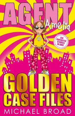 Agent Amelia: Golden Case Files