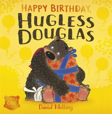 Happy Birthday, Hugless Douglas!