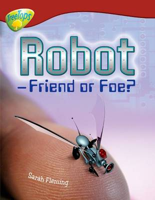 Oxford Reading Tree: Level 9: Fireflies: Robots