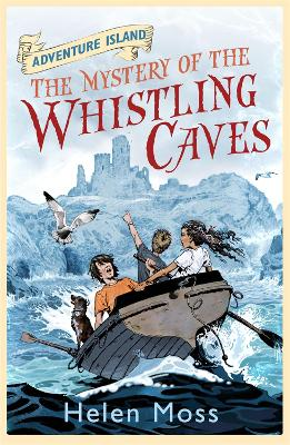 Adventure Island: The Mystery of the Whistling Caves: Book 1