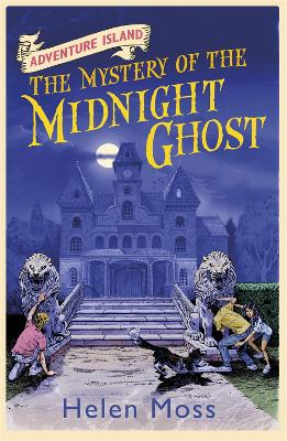 Adventure Island: The Mystery of the Midnight Ghost: Book 2