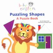 Puzzling Shapes: A Puzzle Book