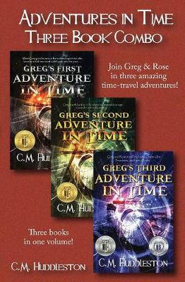 Adventures in Time: Three Book Combo