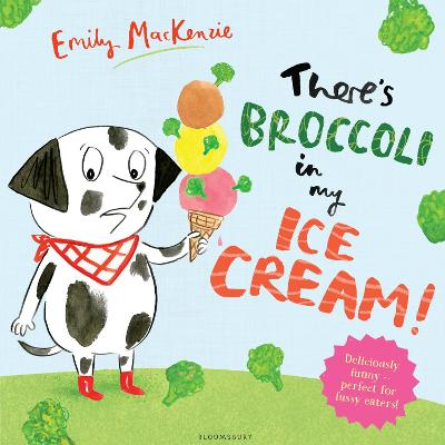 There's Broccoli in my Ice Cream!