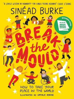 Break the Mould: How to Take Your Place in the World - WINNER OF THE AN POST IRISH BOOK AWARDS