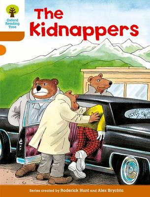 Oxford Reading Tree: Level 8: Stories: The Kidnappers