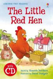 First Reading Three: The Little Red Hen