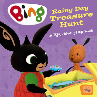 Bing's Rainy Day Treasure Hunt