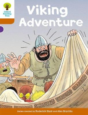 Oxford Reading Tree: Level 8: Stories: Viking Adventure