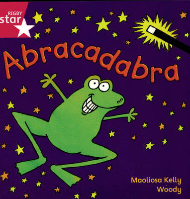 Rigby Star Independent Reception/P1 Pink Level: Abracadabra (3 Pack)