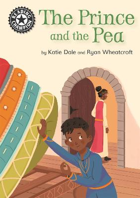 Reading Champion: The Prince and the Pea: Independent Reading 14