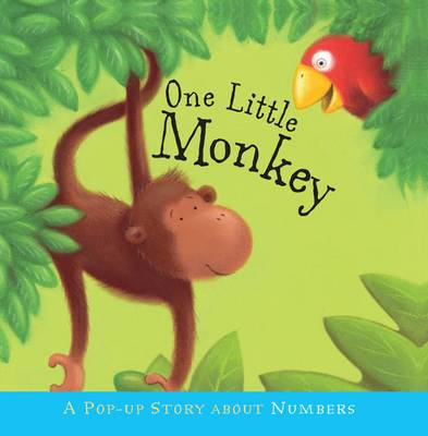 One Little Monkey: Pop-up Stories