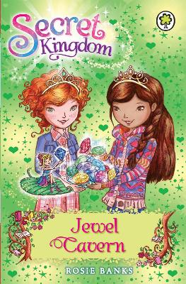 Secret Kingdom: Jewel Cavern: Book 18