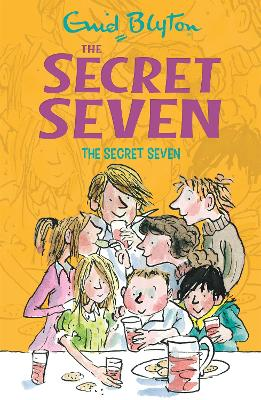 Secret Seven: The Secret Seven: Book 1