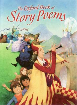 The Oxford Book of Story Poems: 2006 Edition |a 2006 ed