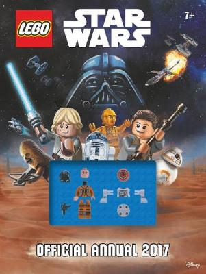 Official LEGO (R) Star Wars Annual 2017