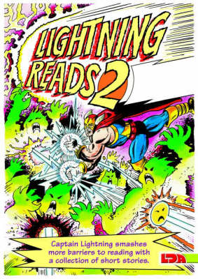 Lightning Reads: A Fun Collection of Cartoon Strips, One Page and Two Page Stories That All Children Will Enjoy