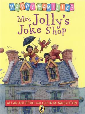 Mrs Jolly's Joke Shop
